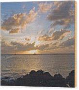 Cayman Islands Wood Print