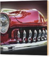 Classic Car Wood Print