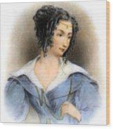 Countess Teresa Guiccioli Wood Print
