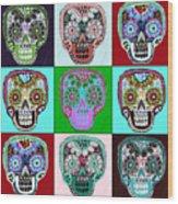 Dod Art 123 Wood Print