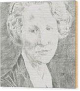 Edna St. Vincent Millay Wood Print
