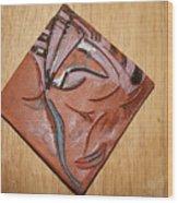 Friends - Tile Wood Print