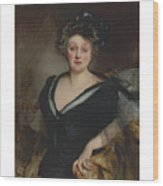 George Mosenthal Wood Print