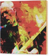 Gilmour Nixo Wood Print