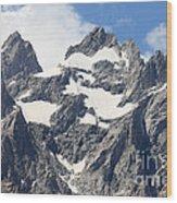 Grand Tetons, Wyoming Wood Print