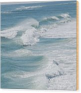 Gulf Of Mexico Wood Print