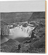 Idaho: Snake River Canyon Wood Print