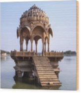 Jaisalmer - India Wood Print