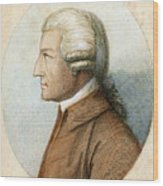 John Howard, C1726-1790 Wood Print