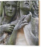 Kerepesi Cemetery, Budapest Wood Print