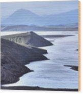 Landmannalaugar - Iceland Wood Print