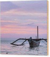 Lovina - Bali Wood Print