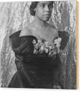 Marian Anderson (1897-1993) Wood Print by Granger