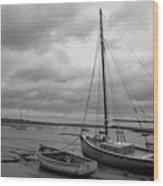 Mersea Wood Print