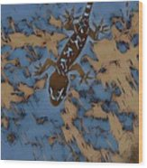 Mutedesigns Wood Print