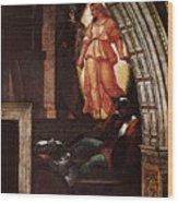 Raphael The Liberation Of St Peter  Wood Print