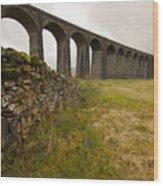Ribblehead Viaduct Wood Print