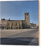 Richmond, North Yorkshire Wood Print