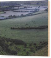 Roundway Hill - England Wood Print