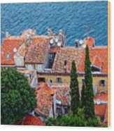 Rovinj - Croatia Wood Print