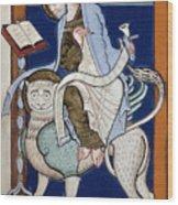 Saint Mark Wood Print
