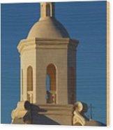 San Xavier Del Bac Wood Print