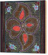 Shipibo Art Wood Print