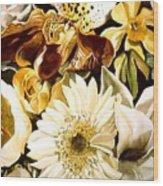Spring Bouquet Wood Print