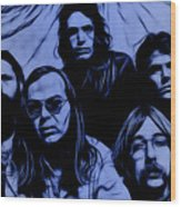 Steely Dan Collection Wood Print