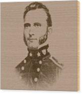Stonewall Jackson Wood Print