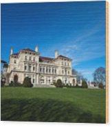 The Breakers Newport Rhode Island Wood Print