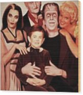 The Munsters Wood Print