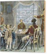 Thomas Gage, 1721-1787 Wood Print