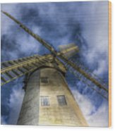 Upminster Windmill Essex Wood Print