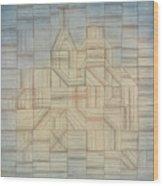 Variations Progressive Motif Wood Print