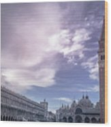 Venice, San Marco Wood Print