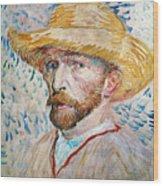Vincent Van Gogh (1853-1890) Wood Print