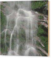 Waterfall Wood Print