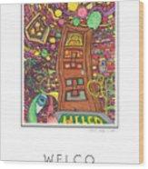 Welco Wood Print