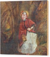 William Powell Frith Wood Print