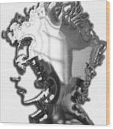 Bob Dylan Collection Wood Print
