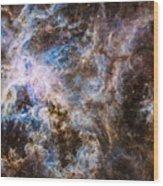 30 Doradus - Tarantula Nebula 8  Wood Print