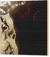 300 2006 Wood Print