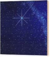Cosmic Light Series Wood Print