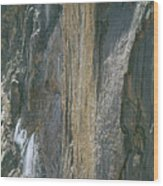 310218-e Face Longs Peak The Diamond Wood Print