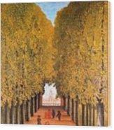 31165 Henri Rousseau Wood Print