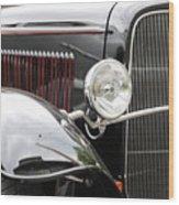 '32 Ford Wood Print