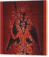 33 Usa Wood Print