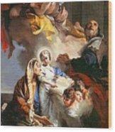 33613 Giovanni Battista Tiepolo Wood Print