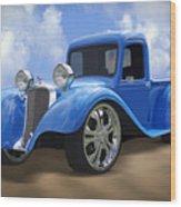 34 Dodge Pickup Wood Print